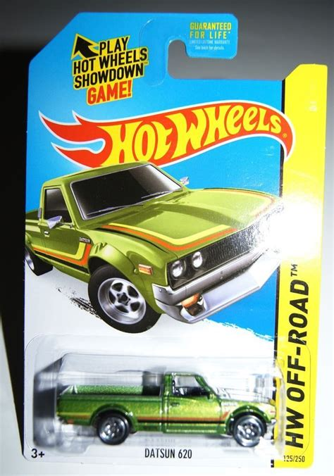 Hotwheels Datsun Green 17 best images about 2015 wheels line on acura nsx datsun 240z and trucks