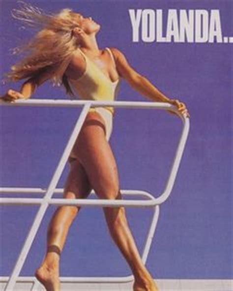 yolanda foster looks stunning in throwback modeling photo yolanda hadid s fierce throwback modeling photos the o