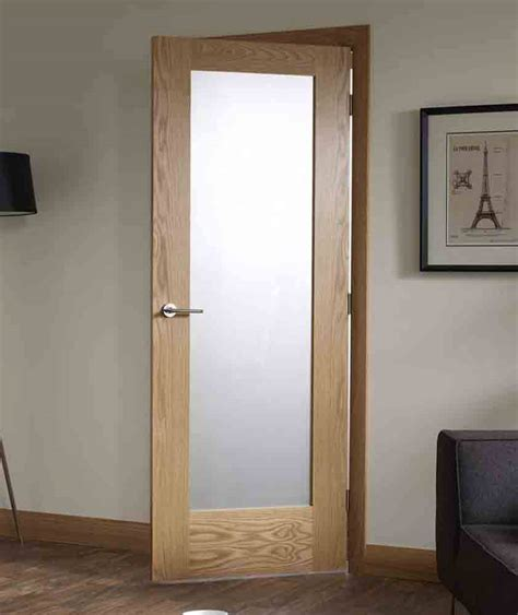 interior doors with glass glass panel interior door ideas home improvement ideas