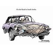 "Saudi Arabia ""may"" Lift Driving Ban On Women If She Is"