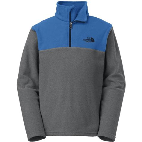 Fleece Pullover the glacier 1 4 zip fleece pullover boys