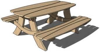 best picnic table clipart 16164 clipartion