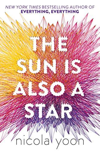 the sun is also 0552574244 the sun is also a star book review and ratings by kids nicola yoon