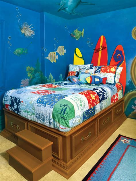 sea decorations for bedrooms 8 ideas for kids bedroom themes kids room ideas for