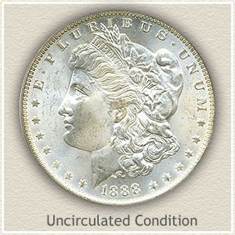 how much is the silver dollar worth 1888 silver dollar value discover their worth