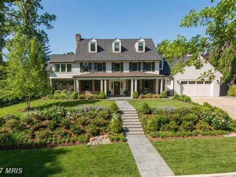 bethesda wow house 4 995m for renovated colonial with