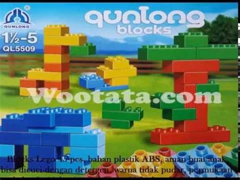 jual mainan anak qunlong blocks