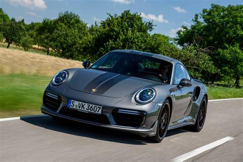 Porsche Exclusive by 911 Turbo S Exclusive Series Achatgraumetallic Porsche