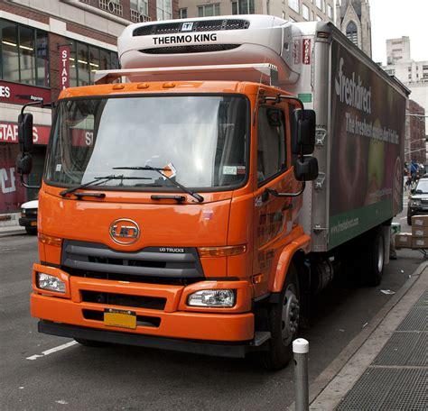 nissan diesel trucks ud condor