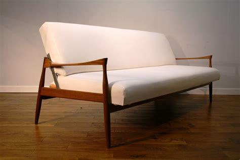 g plan sofa bed ib kofod larsen g plan teak sofa bed pure imagination