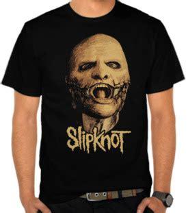 Kaos Joey Jordison Slipknot jual kaos slipknot satubaju kaos distro