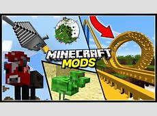 10 BEST Minecraft Mods For Minecraft (Top 10 Minecraft ... Mods For Minecraft