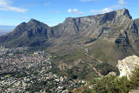 table mountain cape town glen avon lodge cape town attractions table mountain