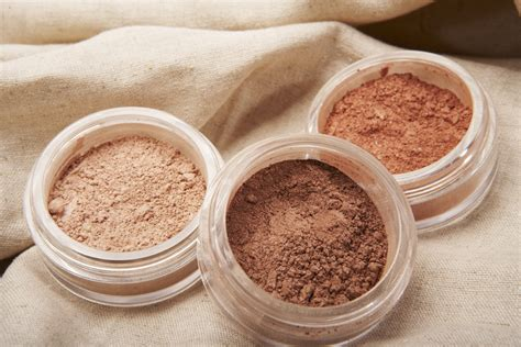 Their Mineral Makeup by Different Mineral Makeup Brands That You Can Buy
