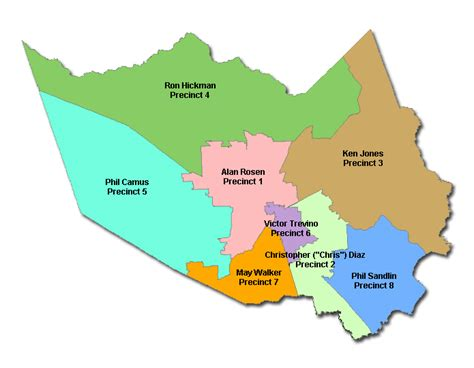 harris county texas precinct map new 1 harris county precinct map
