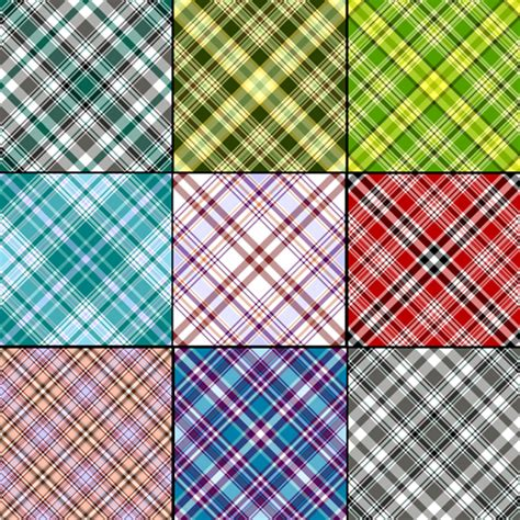 fabric pattern design vector fabric of cross pattern design vector 02 vector pattern