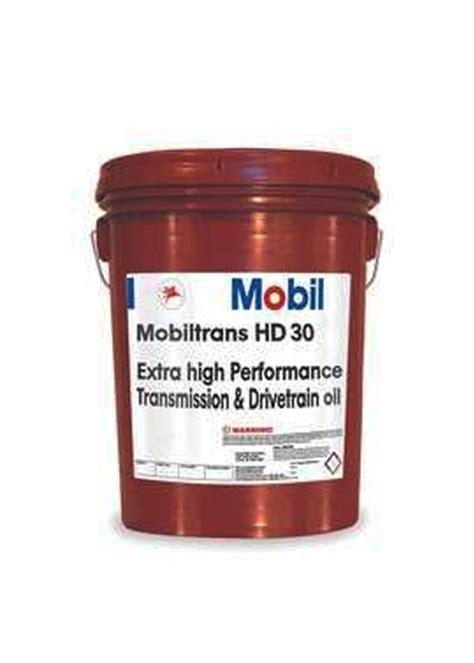 Oli Petro Trans Hd 50 mobiltrans hd 30 5 gal pail company