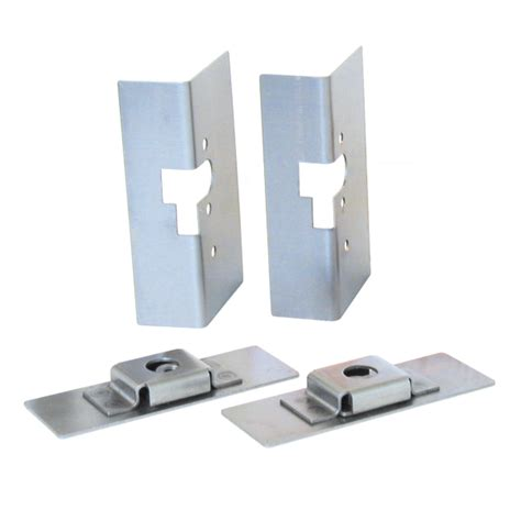 Door Latch Installation Kit by Large Claw Door Latch Install Kit 171 Autoloc