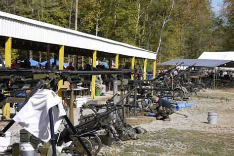 Knob Creek Range by Kentucky S Knob Creek Machine Gun Shoot April And October