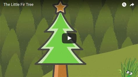 the little fir tree a story for christmas stories by
