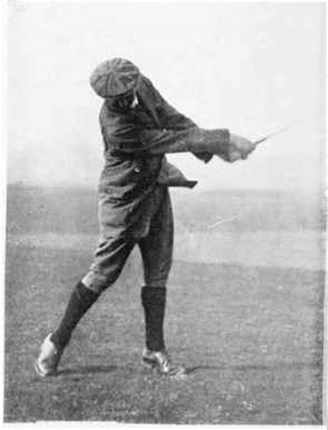 harry vardon swing the methods of chions power in the long game and how