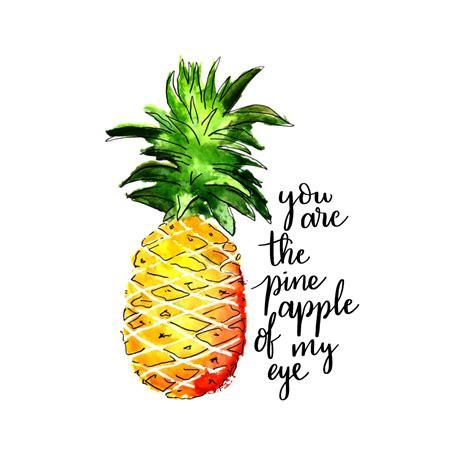 pineapple poem brickbubble