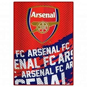 arsenal kitchen amazon com arsenal fc fleece blanket home kitchen