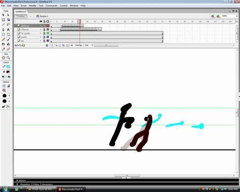 youtube tutorial basec stick figure tutorial 2 basic fight youtube