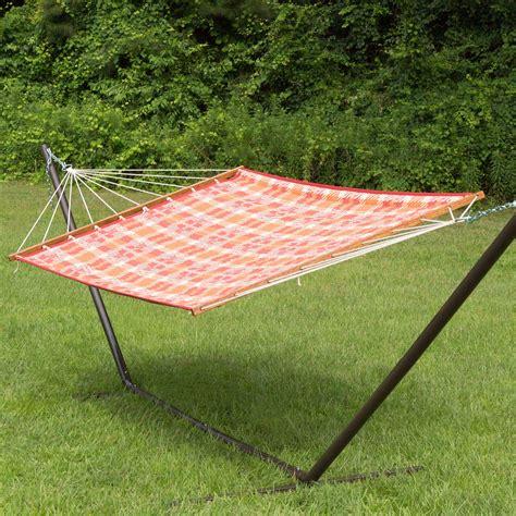 Hammock 2p Orange 1 quilted hammock essentials dfohome