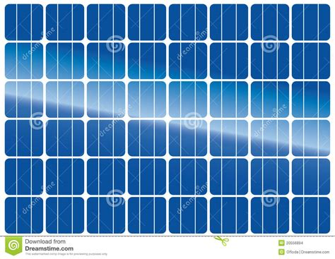 Space Saving House Plans solar panel texture stock images image 20556894