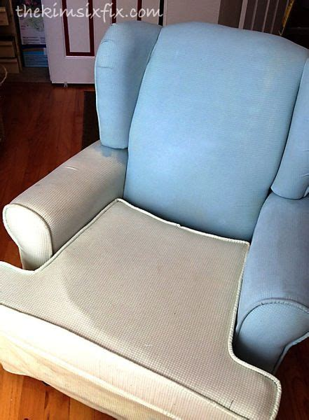 Best Fabric Paint For Upholstery by 17 Best Ideas About Painted Fabric Chairs On