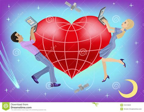 images of virtual love virtual love stock photos image 31613023