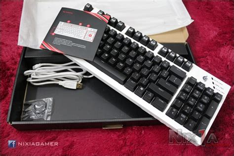 Pelapis Keyboard Review Cm Quickfire Tk Mechanical Keyboard Nxa