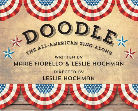 doodle center doodle all american sing a center players