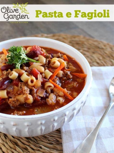 m olive garden nutrition freezer meal recipes olive garden copycat pasta e fagioli recipe