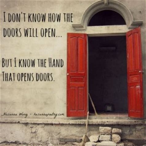 Windows That Dont Open Inspiration The Doors Quotes Quotesgram