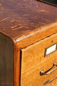 antique wood file vintage oak filing cabinet antiques atlas