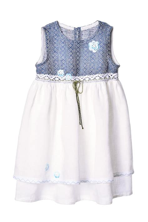 For Two Reviana Linen Dress 4 linen flower dresses bridesmaid dresses