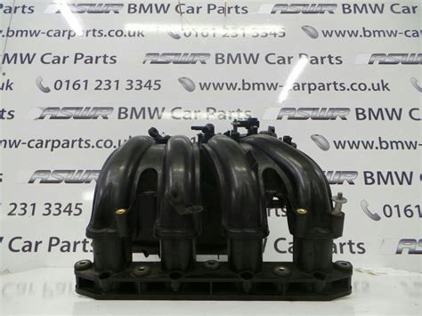 vehicle repair manual 2005 bmw 745 spare parts catalogs bmw e46 318i n42b20 n46b20 petrol inlet manifold 11617509950 breaking for used and spare parts