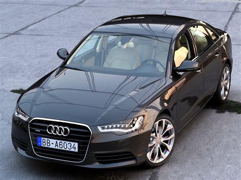 Audi 2012 A6 by Audi A6 2012 3d Model Flatpyramid