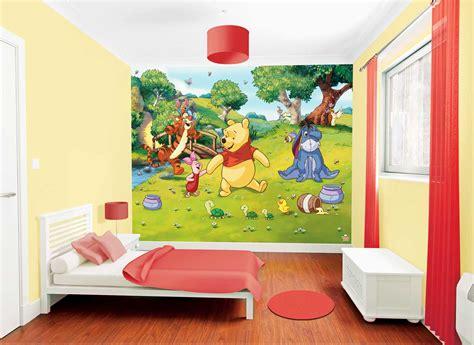 winnie the pooh schlafzimmer fototapete kinderzimmer wandbild winnie the pooh