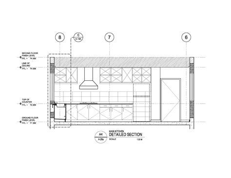 the section rest house kitchen eugene t mangubat associates