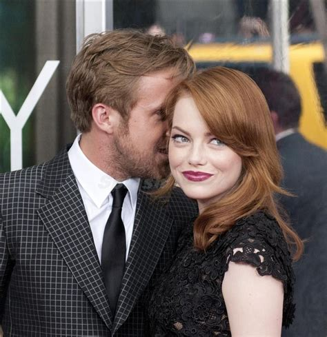 emma stone love life emma stone and ryan gosling i could love them in real