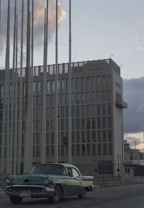 Us Interest Section In Cuba by U S Prepares To Reopen Embassy In Cuba The Portland