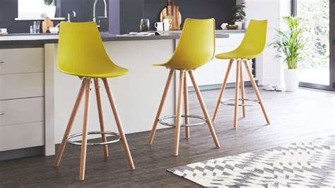 eames style bar stool yellow mustard yellow eames style bar stool contemporary bar