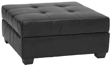 36 X 36 Storage Ottoman Epic Furnishings 36 Inch Large Square Storage Ottoman Bench Leather Look Black Ebay