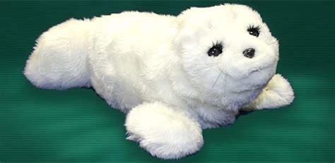 imagenes de focas blancas paro la foca beb 233 rob 243 tica terap 233 utica neoteo
