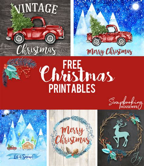 printable christmas wall decorations ellabella designs free wall printables
