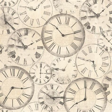 free printable clock stationary 17 best images about papers steunk on pinterest