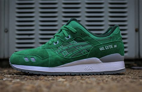 Asics Gell Lyte Iii Green For Asics Gel Lyte Iii Green Sneaker Bar Detroit